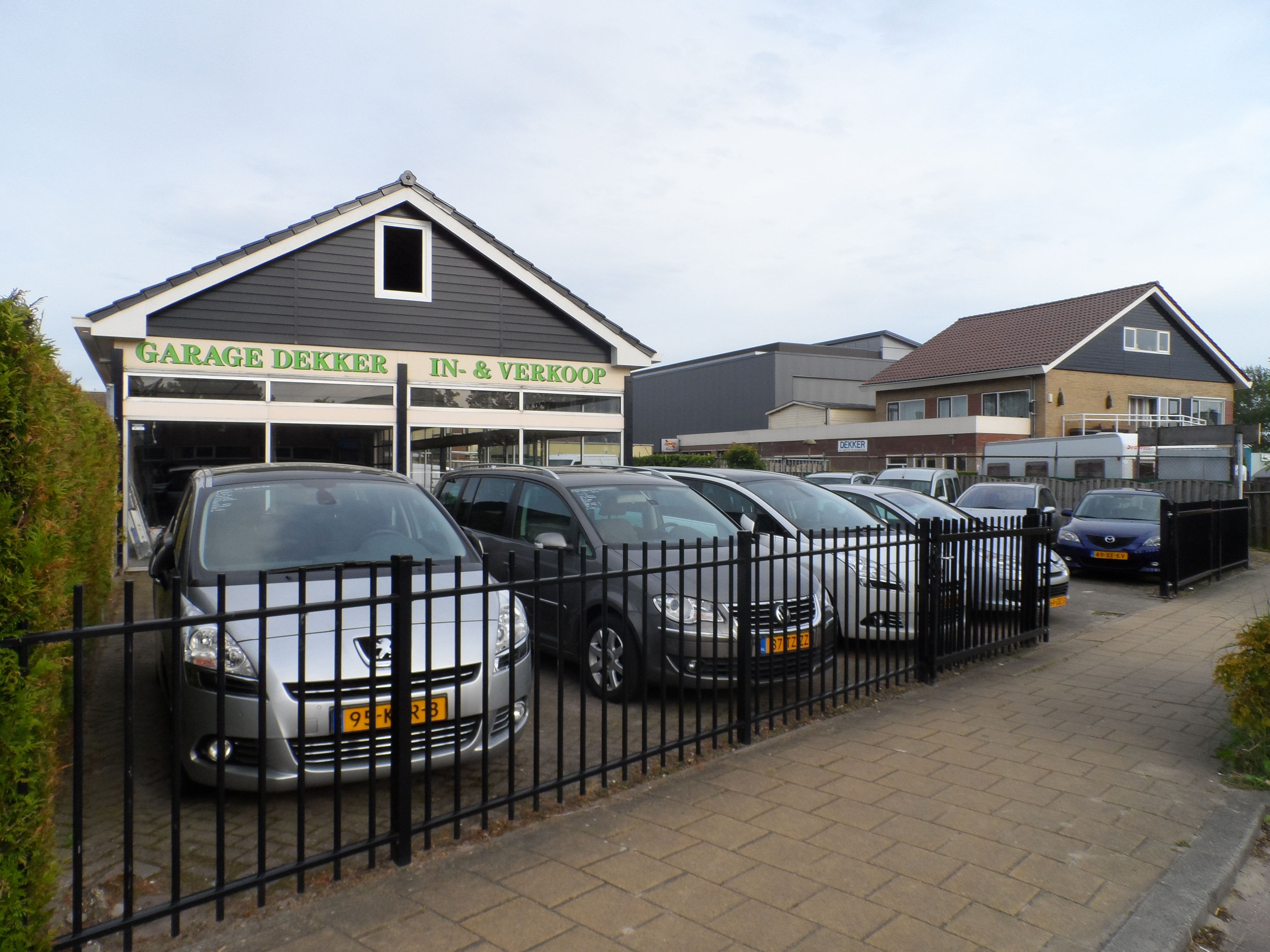 Garage Dekker Heerhugowaard : Welkom op onze website garage dekker